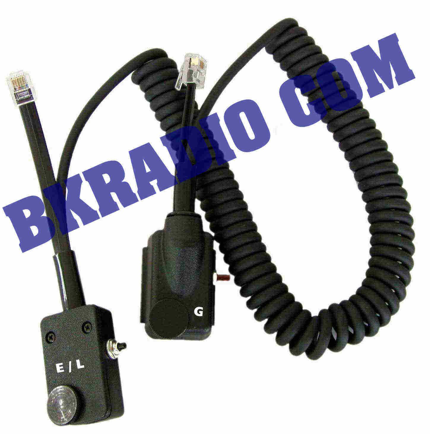 BK Radio SMART CLONING CABLE Bendix/King Model G/ECC